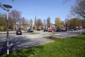 Stadt Buxtehude, Altstadtparkplatz, 2015